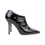 Authentic Pre Owned Jimmy Choo Patent Ankle Boots (PSS-556-00023) - Thumbnail 4