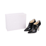Authentic Pre Owned Jimmy Choo Patent Ankle Boots (PSS-556-00023) - Thumbnail 6