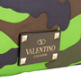 Authentic Pre Owned Valentino Reversible Rockstud Camo Tote (PSS-556-00025) - Thumbnail 4