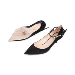 Christian dior diorly suede pumps 2?1545632891