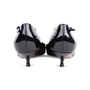 Authentic Pre Owned Christian Dior Ankle Strap Patent Pumps (PSS-051-00417) - Thumbnail 5