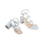 Authentic Pre Owned Valentino Rockstud Block Heel Sandals (PSS-051-00420) - Thumbnail 2