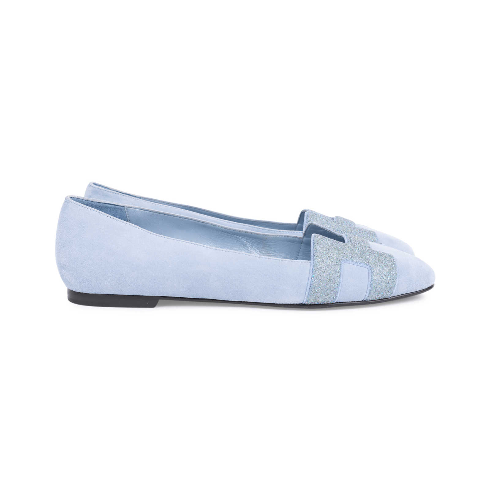 7cd630840ea7 ... Authentic Second Hand Hermès Nice Ballerina Flats (PSS-051-00421) -  Thumbnail ...