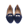 Authentic Pre Owned Hermès Pegase Ballerina Flats (PSS-051-00422) - Thumbnail 0