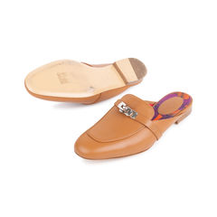 Hermes oz mules brown 2?1545633220