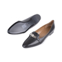 Authentic Pre Owned Hermès Pegase Ballerina Flats (PSS-051-00425) - Thumbnail 1