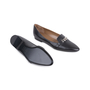 Authentic Pre Owned Hermès Pegase Ballerina Flats (PSS-051-00425) - Thumbnail 2