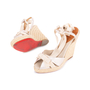 Authentic Second Hand Christian Louboutin Isa Espadrilles (PSS-051-00426) - Thumbnail 1