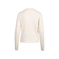 Hermes clou de selle button cashmere cardigan 2?1545634846