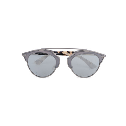 Authentic Pre Owned Christian Dior So Real Tortoiseshell Mirrored Sunglasses (PSS-145-00263)
