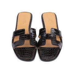 Crocodile Oran Sandals
