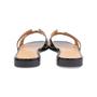 Authentic Second Hand Hermès Crocodile Oran Sandals (PSS-145-00266) - Thumbnail 5