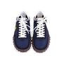 Authentic Pre Owned Kenzo MOVE Suede Sneakers (PSS-145-00267) - Thumbnail 0