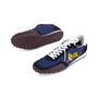 Authentic Pre Owned Kenzo MOVE Suede Sneakers (PSS-145-00267) - Thumbnail 1