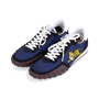 Authentic Pre Owned Kenzo MOVE Suede Sneakers (PSS-145-00267) - Thumbnail 3
