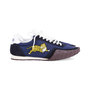 Authentic Pre Owned Kenzo MOVE Suede Sneakers (PSS-145-00267) - Thumbnail 4