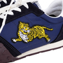 Authentic Second Hand Kenzo MOVE Suede Sneakers (PSS-145-00267) - Thumbnail 6