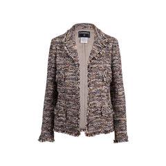 Paris Monte Carlo Tweed Jacket