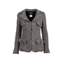 Authentic Pre Owned Chanel Herringbone Jacket (PSS-051-00430) - Thumbnail 0