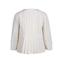Authentic Pre Owned Chanel Peplum Pleated Jacket (PSS-051-00431) - Thumbnail 1