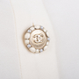Authentic Pre Owned Chanel Peplum Pleated Jacket (PSS-051-00431) - Thumbnail 2