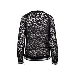 Valentino lace sweatshirt 2?1545740368