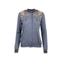 Authentic Pre Owned Prada Embellished Wool Blend Cardigan (PSS-051-00446) - Thumbnail 0