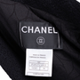 Authentic Pre Owned Chanel Camellia Button Tweed Jacket (PSS-051-00429) - Thumbnail 3