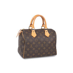 Louis vuitton monogram canvas speedy 25 6?1545742725