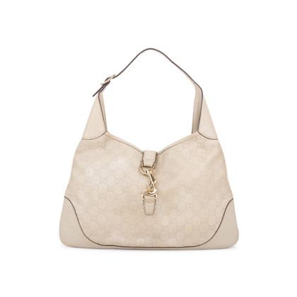 Authentic Pre Owned Gucci Jackie O Guccissima Shoulder Bag (PSS-593-00002)