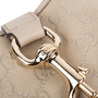 Authentic Pre Owned Gucci Jackie O Guccissima Shoulder Bag (PSS-593-00002) - Thumbnail 4