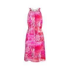 Carmen Floral Print Dress