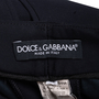 Authentic Second Hand Dolce & Gabbana Straight Leg Pants (PSS-159-00004) - Thumbnail 3