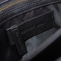Authentic Pre Owned 10 Crosby Derek Lam Embossed Leather Clutch (PSS-159-00005) - Thumbnail 5