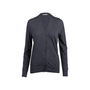 Authentic Second Hand Prada Grey Wool Cardigan (PSS-051-00448) - Thumbnail 0