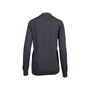 Authentic Second Hand Prada Grey Wool Cardigan (PSS-051-00448) - Thumbnail 1
