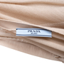 Authentic Pre Owned Prada Nude Long Cardigan (PSS-051-00449) - Thumbnail 2