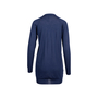 Authentic Pre Owned Prada Navy Wool Long Cardigan (PSS-051-00453) - Thumbnail 1