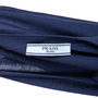 Authentic Pre Owned Prada Navy Wool Long Cardigan (PSS-051-00453) - Thumbnail 3