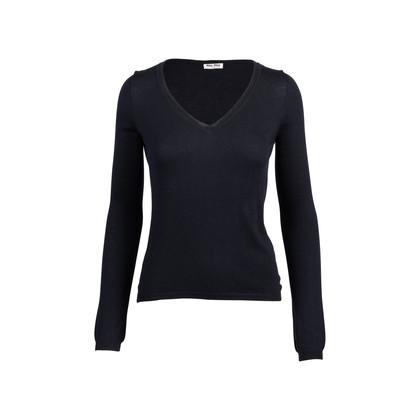 Authentic Second Hand Miu Miu Cashmere Sweater (PSS-051-00466)