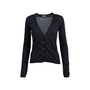 Authentic Pre Owned Miu Miu Cashmere Blend Cardigan (PSS-051-00469) - Thumbnail 0