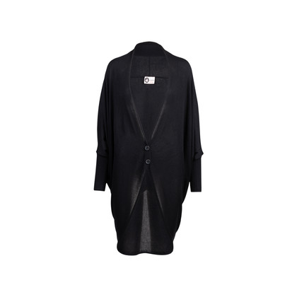 Authentic Second Hand Lanvin Draped Cardigan (PSS-051-00470)