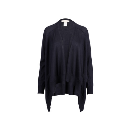 Authentic Pre Owned Michael Kors Draped Front Open Cardigan (PSS-051-00471)