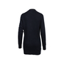 Authentic Second Hand Chanel Long Cashmere Cardigan (PSS-051-00478) - Thumbnail 1