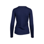 Authentic Second Hand Ralph Lauren Navy Cashmere Silk Sweater (PSS-051-00483) - Thumbnail 1