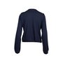 Authentic Second Hand Lanvin Ruffle Front Wool Cardigan (PSS-051-00486) - Thumbnail 1