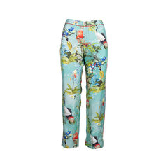 Ceo Silk Trousers