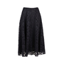 Authentic Second Hand Valentino Full Heavy Lace Skirt (PSS-051-00441) - Thumbnail 0