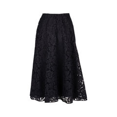 Valentino full heavy lace skirt 2?1546093246