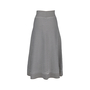 Authentic Second Hand Sonia Rykiel Striped Midi Skirt (PSS-051-00462) - Thumbnail 1